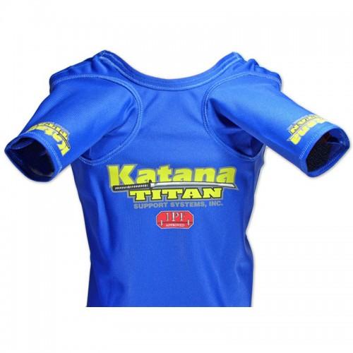 Майка для жима Titan Super Katana A/S