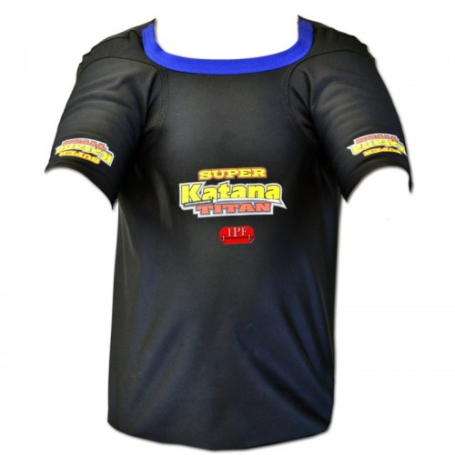 Майка для жима Titan Super Katana A/S Low Cut Collar (Xtreme)