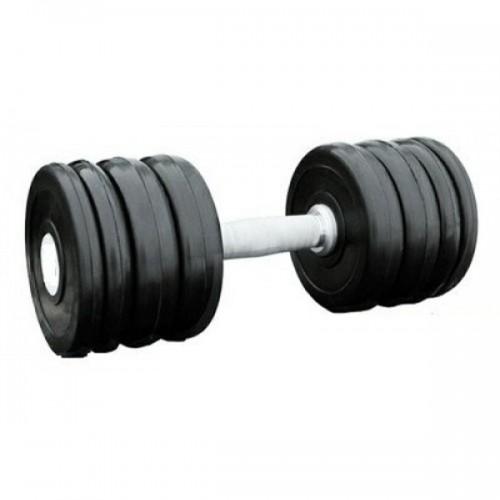 Гантель профессиональная, 33 кг.