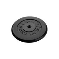 Диски TITAN (обрезиненные, диаметр 26 мм)