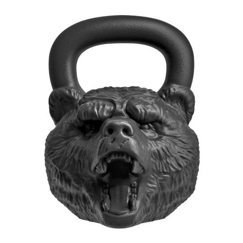 """Гиря """"Медведь"""", 32 кг."""